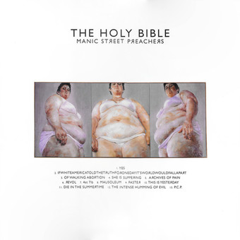 VINIL Universal Records Manic Street Preachers - The Holy Bible (Remastered)