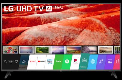 TV LG 55UM7050PLC