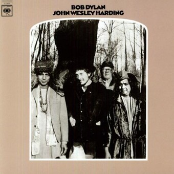 VINIL Universal Records Bob Dylan - John Wesley Harding