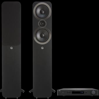 Pachet PROMO Q Acoustics 3050i + NAD C 338