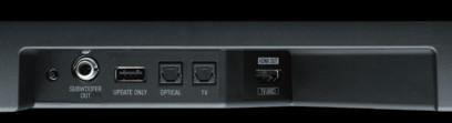 Soundbar Yamaha SR-B20A