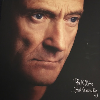 VINIL Universal Records Phil Collins - But Seriously