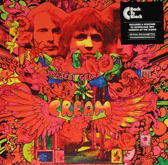 VINIL Universal Records Cream - Disraeli Gears