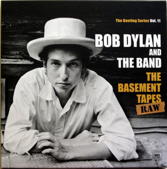 VINIL Universal Records Bob Dylan & The Band - The Bootleg Series Vol 11 - The Basement Tapes Raw
