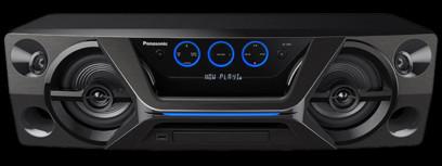 Boxe active Panasonic SC-UA3