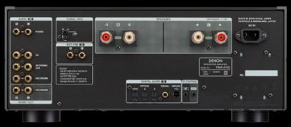 Amplificator Denon PMA-A110 Graphite Silver