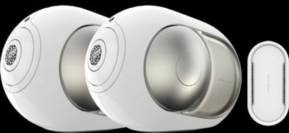Devialet Silver Phantom Stereo pack