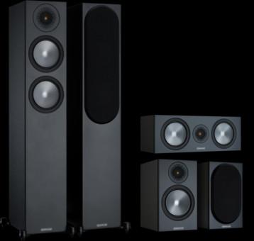 Pachet PROMO Monitor Audio Bronze 200 pachet 5.0