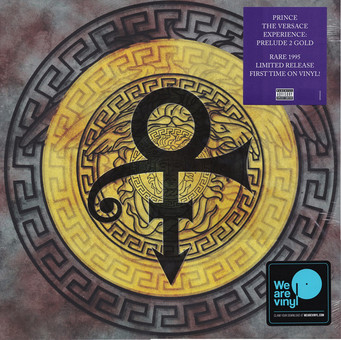VINIL Universal Records Prince - The Versace Experience (Prelude 2 Gold)