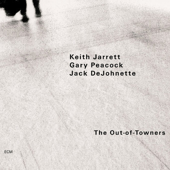 CD ECM Records Keith Jarrett Trio: The Out-of-Towners