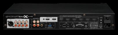 Receiver Emotiva BasX MC-700 7.1/4K/HDR Home Theater Processor