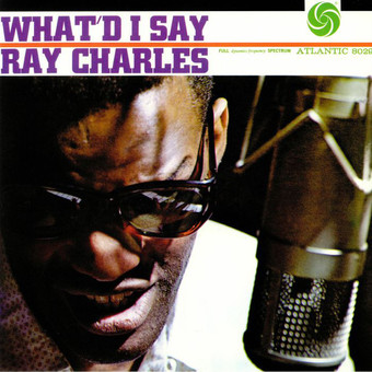 VINIL Universal Records Ray Charles - What I Say