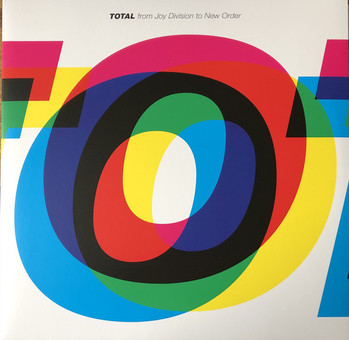 VINIL Universal Records New Order - Total From Joy Division To New Order