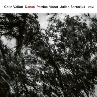 CD ECM Records Colin Vallon Trio: Danse