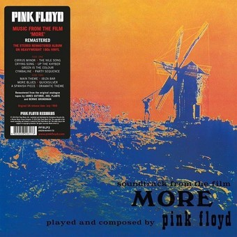 VINIL Universal Records Pink Floyd - More