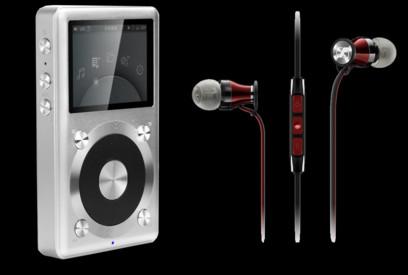 Sennheiser Momentum In-Ear i + Fiio X1
