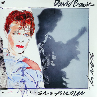 VINIL Universal Records David Bowie - Scary Monsters ( And Super Creeps )