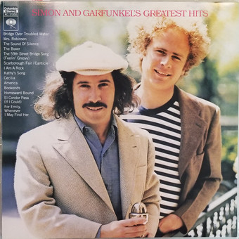 VINIL Universal Records Simon & Garfunkel - Greatest Hits