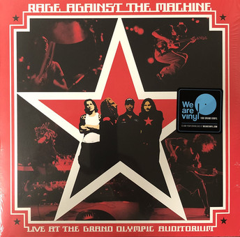 VINIL Universal Records Rage Against The Machine - Live At The Grand Olympic Auditorium