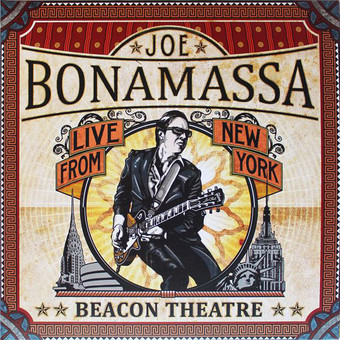 VINIL Universal Records Joe Bonamassa - Beacon Theatre: Live