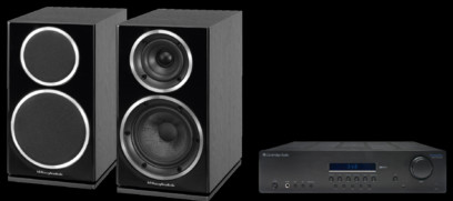 Wharfedale Diamond 220 + Cambridge Audio Topaz SR10