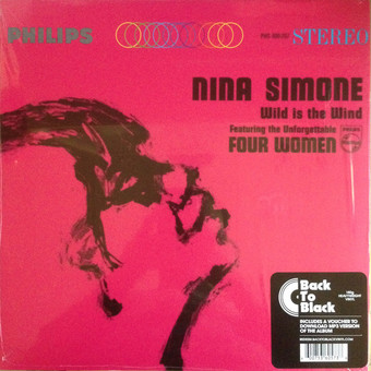 VINIL Universal Records Nina Simone - Wild Is The Wind