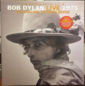 VINIL Universal Records Bob Dylan - The Bootleg Series Vol 5 - Rolling Thunder Revue - Live 1975