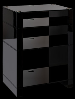 Blok Stax 810 X, sticla neagra
