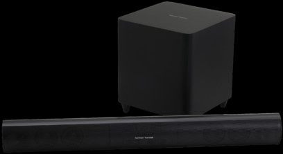 Soundbar Harman/Kardon SB26, Subwoofer Wireless, Bluetooth, 160 W