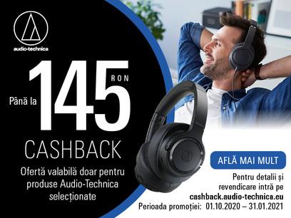 Casti Audio-Technica ATH-SR50BT