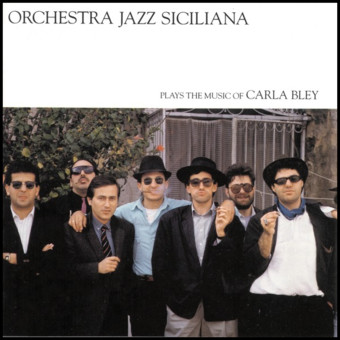 VINIL ECM Records Carla Bley: Orchestra Jazz Siciliana