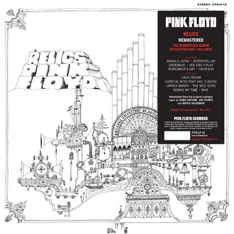 VINIL Universal Records Pink Floyd - Relics