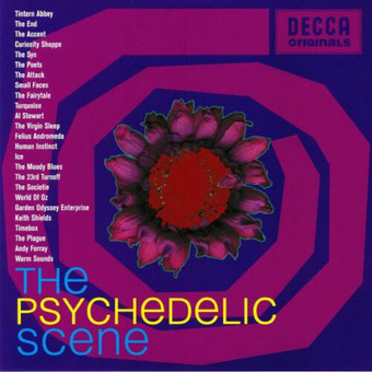 VINIL Universal Records Various Artists - The Psychedelic Scene