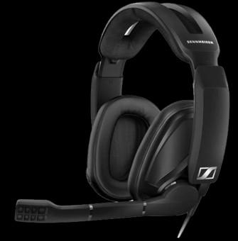Casti PC/Gaming Sennheiser GSP 302 Black