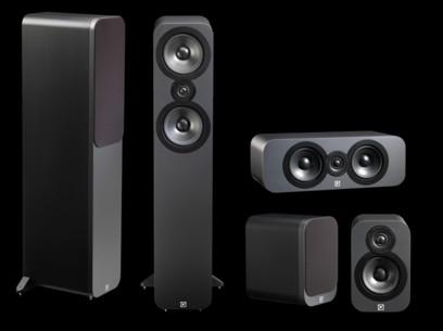 Pachet PROMO Q Acoustics 3050 pack 5.0