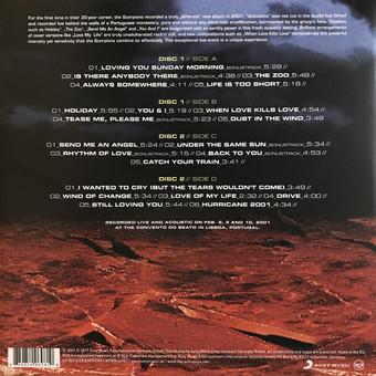 VINIL Universal Records Scorpions - Acoustica