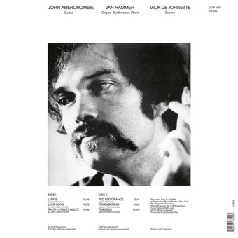 VINIL ECM Records John Abercrombie: Timeless