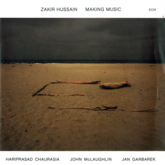 CD ECM Records Zakir Hussain: Making Music