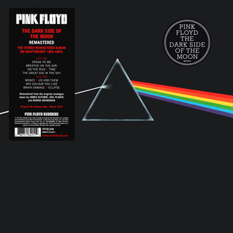 VINIL Universal Records Pink Floyd - The Dark Side Of The Moon
