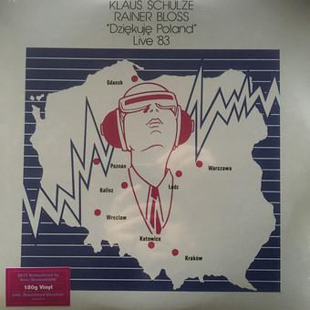 VINIL Universal Records Klaus Schulze - Dziekuje Poland