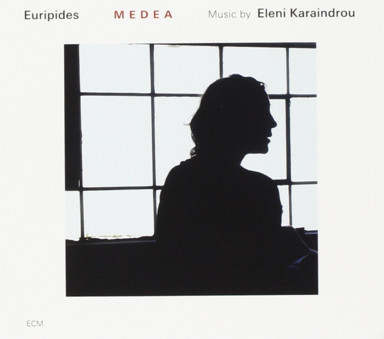 CD ECM Records Eleni Karaindrou: Medea