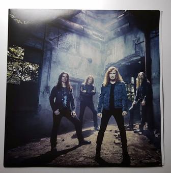 VINIL Universal Records Megadeth - Dystopia