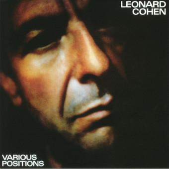 VINIL Universal Records Leonard Cohen - Various Positions