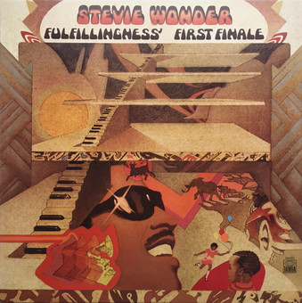 VINIL Universal Records Stevie Wonder - Fulfillingness