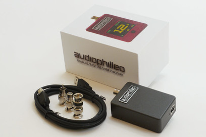 Audiophilleo 2