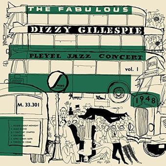 VINIL Universal Records Dizzy Gillespie - Jazz Concert 1948, Vol. 1 (Vogue Jazz Club Collection)