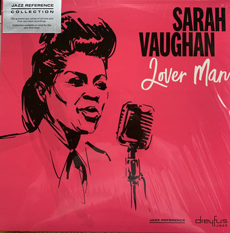 VINIL Universal Records Sarah Vaughan - Lover Man