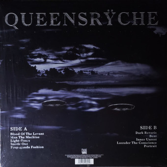 VINIL Universal Records Queensryche - The Verdict