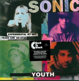 VINIL Universal Records Sonic Youth - Experimental Jet Set, Trash And No Star