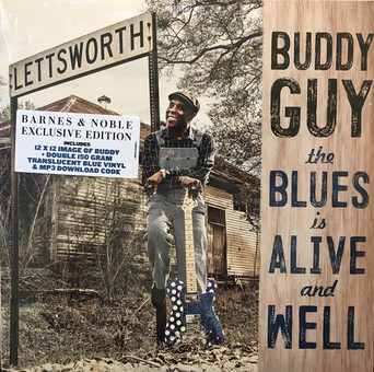VINIL Universal Records Buddy Guy - The Blues Is Alive And Well